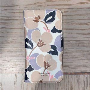 Folio phone case